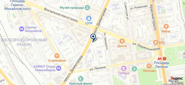 НВ-Лаб, ООО на карте