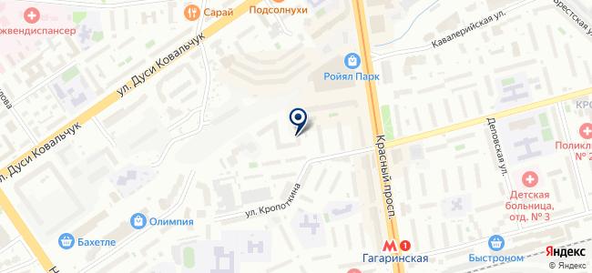 ВостокСибТорг, ООО на карте