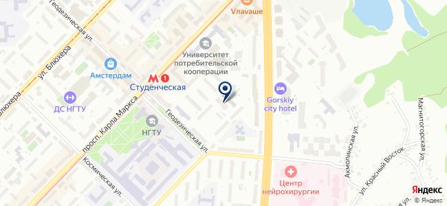 Сиб Энерго Строй, ООО на карте