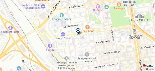 Русь, ООО на карте