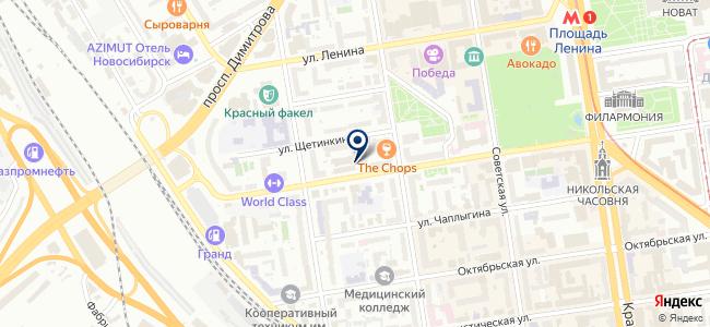 Светотроника-Сибирь, ООО на карте