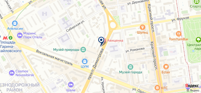 АБСОЛЮТ-ЭЛЕКТРИК на карте