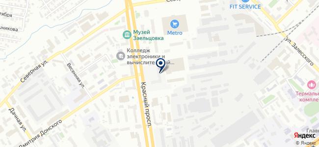 РегионТорг, ООО на карте