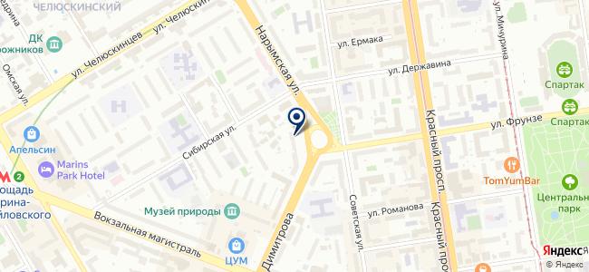 ПЛЭЙ, ООО на карте