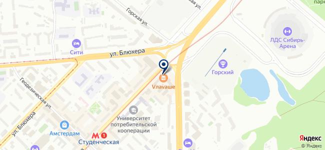 ТехноСвет, ООО на карте