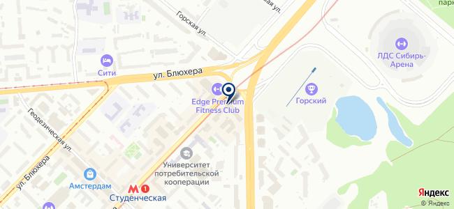 НСК Монтаж на карте
