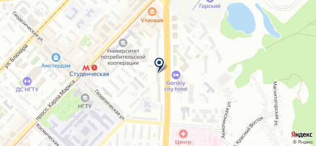 Кроун плюс, ООО на карте