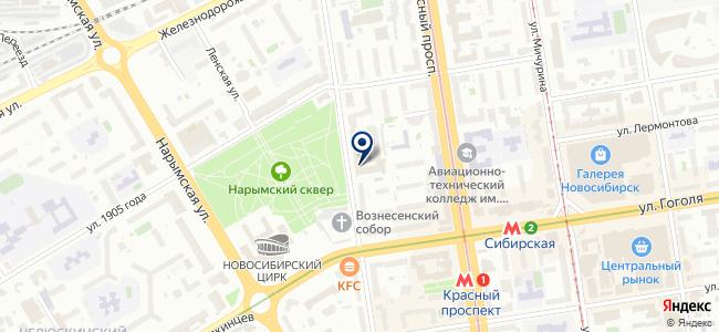 МегаПромСнаб на карте
