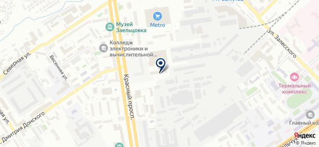 Строймакс, ООО на карте