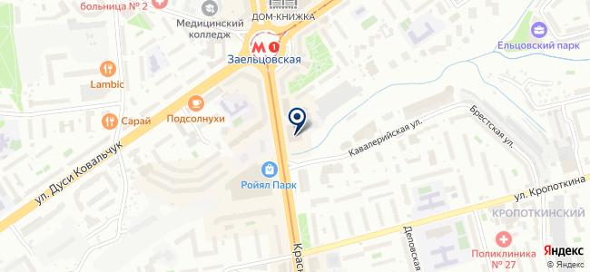 ДИмир на карте