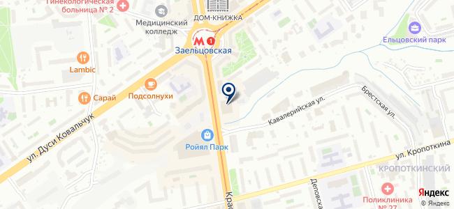 Орион-Сибирь, ООО на карте