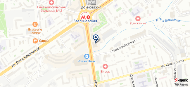 ЭФО, ООО на карте
