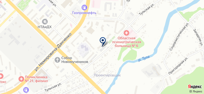 Техноком, ООО на карте
