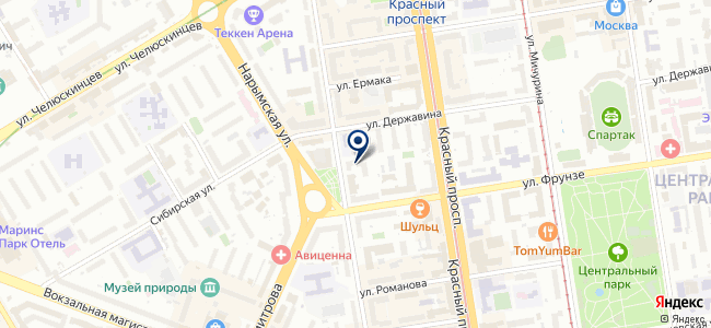 Новинтех, ЗАО на карте