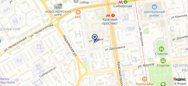N.ort Studio на карте