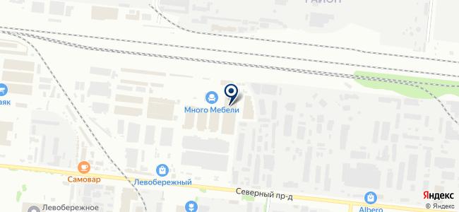 Компания Люстр и Светильников на карте