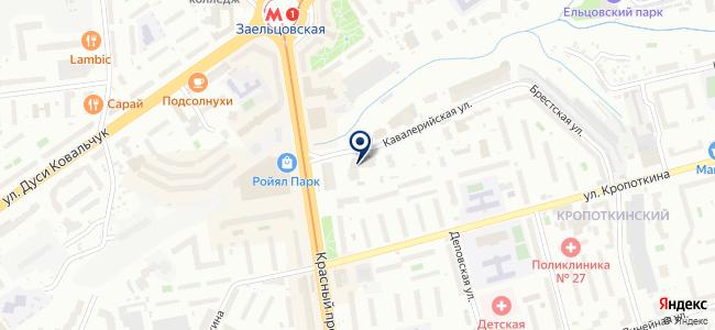 ВСК-Электро, ООО на карте