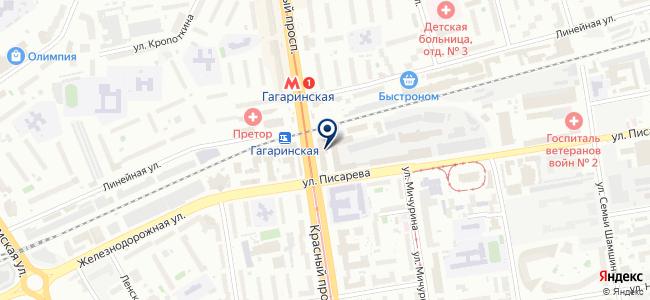 Phoenix Contact на карте