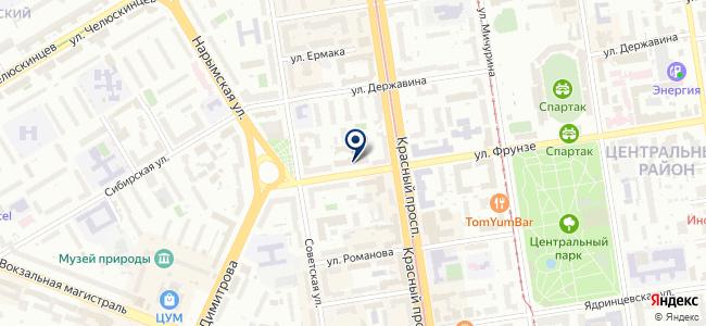 МЛК-Сервис, ООО на карте