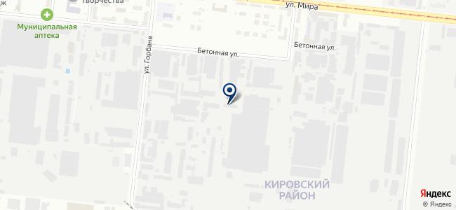 ТриоСтрой, ООО на карте