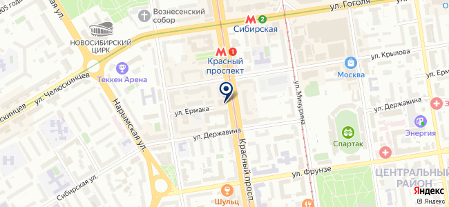 Лед Энерджи Компани, ООО на карте