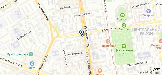 Ав-Центр на карте