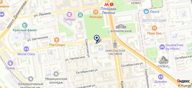 Квант, ООО на карте