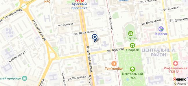 ВоланнаГруппа на карте