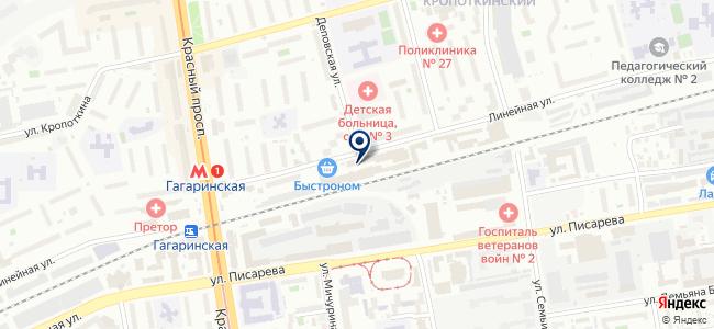 ААПЭК на карте