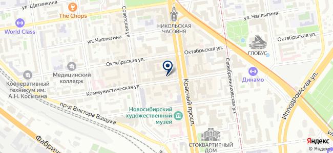 СибМир, ООО на карте