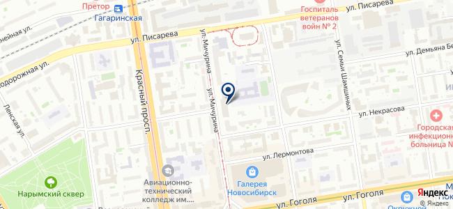 Современные Сервисные Технологии, ООО на карте