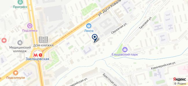 Бизнес-Олимп, ЗАО на карте