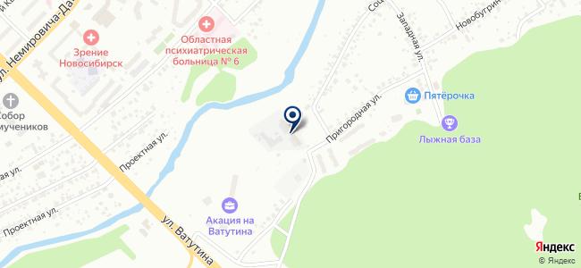 Теплоцентр, ООО на карте