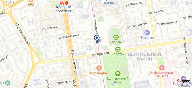Аквилон-Н на карте