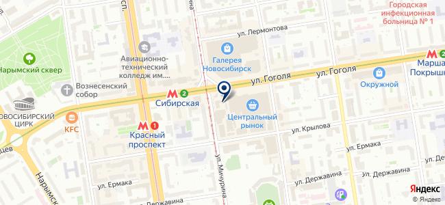 СибКапСтрой, ООО на карте