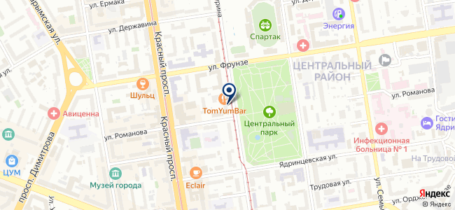 Промтехкомплект, ООО на карте