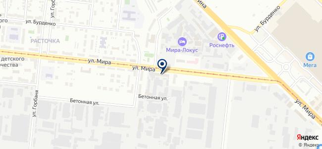 ЭЛТА-Сиб, ООО на карте