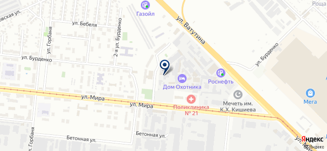 НСК-Энерго, ООО на карте