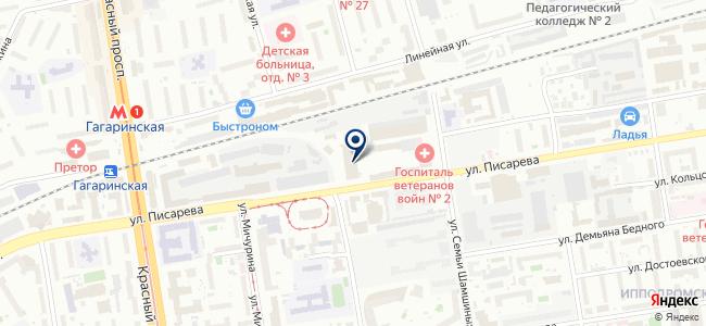 Электроинструмент на карте