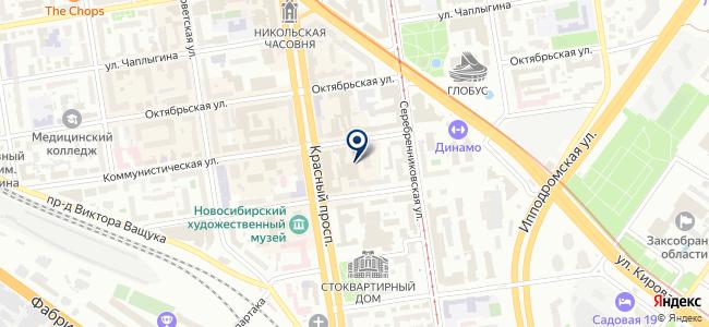 Вестер, ООО на карте
