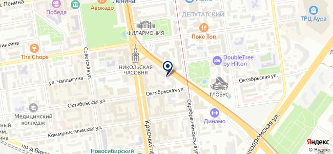 Безопасные Информационные Технологии, ООО на карте