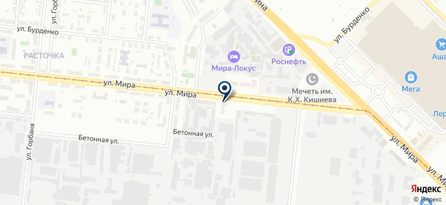 АбсолютКомплект, ООО на карте