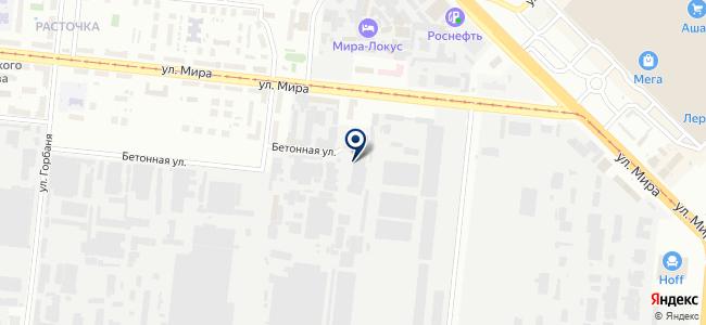НовосибирскДизель, ООО на карте