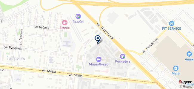 Промгрупп, ООО на карте