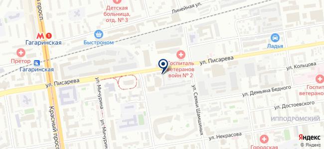 ЕС Электрик, ООО на карте