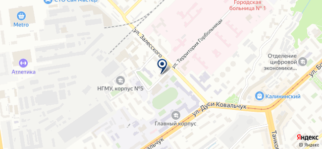Спецмонтаж-Н, ООО на карте