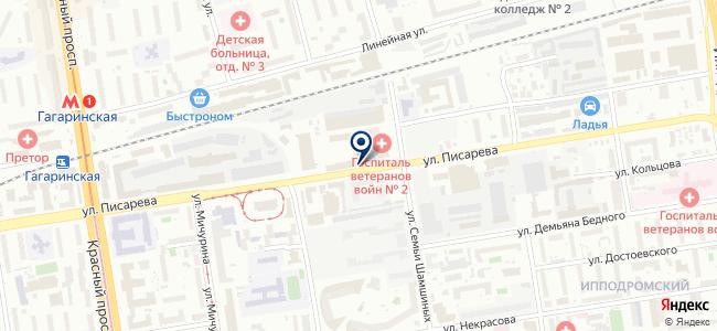 ИНТЕРПЛЮС, ООО на карте