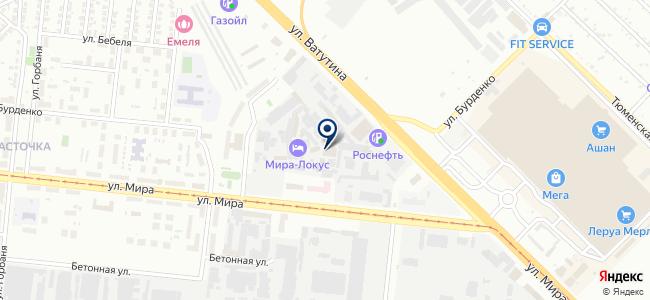 AZ, ООО на карте