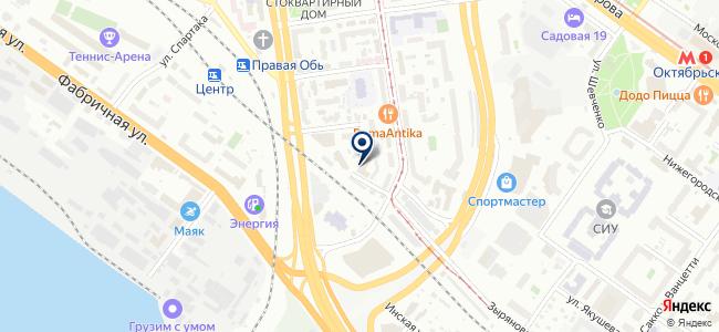 Электроклаб, ООО на карте