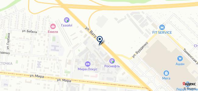 Строительные материалы-Сибирь, ООО на карте